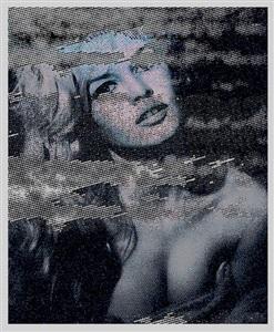 the '60s memories bardot [brigitte bardot - silver] by makoto saito